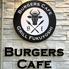 BURGERS CAFE GRILL FUKUYOSHI バーガーズ カフェ グリルフ クヨシ 橋本店のロゴ