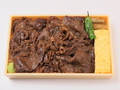 料理メニュー写真和牛タレ焼き弁当