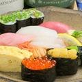 料理メニュー写真特選寿司