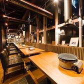 近江牛焼肉 マワリ 囘 MAWARI 河原町店の雰囲気3