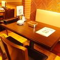 飲み会や会社宴会など大人数でのご利用も大歓迎です!!お得な宴会コースでは自慢の串カツや鉄板料理をお楽しみいただけます!梅田でご宴会の際はぜひ当店をご利用ください。