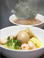こだわりのつけ麺に、煮干しベースのラーメン!是非食べてってください!