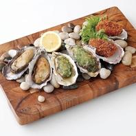 安全品質の「ファイブスター」こだわりの牡蠣
