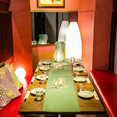 接待・商談にも使用可能な上質な空間!!新宿西口店は合コンや、誕生日パーティー、女子会など様々なご宴会をサポートします♪また、こじんまりとした空間は大切な方との会食、接待、お会社の飲み会、宴会、法事、慶事、様々なシーンで御利用頂けます♪