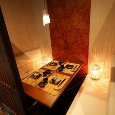 隠れ家個室 燦 SUN 千葉駅前店の雰囲気1