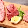 料理メニュー写真本日のおすすめ3種盛り (塩orタレ)