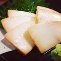 料理メニュー写真モッツァレラ醤油漬