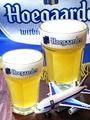 料理メニュー写真ビールなのにフルーティ【ヒューガルデンホワイト】 初めて飲むベルギービールとして
