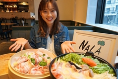 NALA ナラ Vegeroll Cafe&Dining Bar 天神今泉店のおすすめ料理1