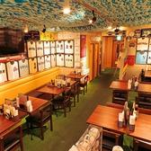 広々とした店内でおいしいお酒とお料理をお楽しみいただけます♪