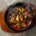 料理メニュー写真四川風牡蠣のうま味の麻婆豆腐