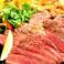 【ボリューム満点!肉料理!】お腹いっぱい食べたい人集合!魚料理はもちろん肉料理も多数ご用意!
