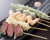 肉と魚と酒と 徳平のおすすめ料理3