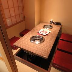 創作焼肉 樹 ITSUKIの雰囲気1