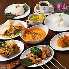 インドネシア 小皿居酒屋 ワヤンバリの写真