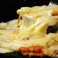 料理メニュー写真とろーりチーズ明太ポテト