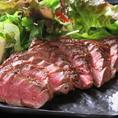 【厳選・贅沢食材をご堪能】ちょっと贅沢な食材を使ったお料理もご用意!