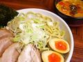 料理メニュー写真特製坦々つけ麺