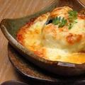 料理メニュー写真海鮮味噌グラタン