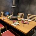 肉屋の炭火焼肉 和平 流川店の雰囲気1