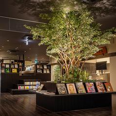 東静岡天然温泉 柚木の郷 ほんまもん食堂の雰囲気1