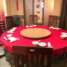 中国魚菜館 天の雰囲気1