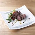 料理メニュー写真【肉】黒毛和牛のステーキ