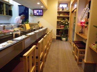 小花寿司の雰囲気1