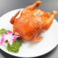 料理メニュー写真中国風チキンロール(半羽)