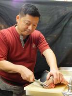 粟島の父から届く鮮魚