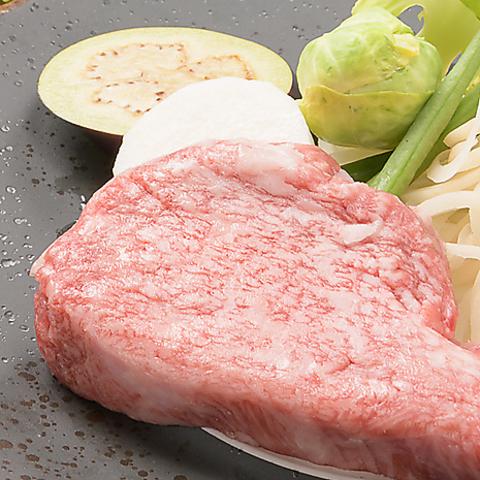 和牛のステーキなど◆カジュアルコース 税込み4500円