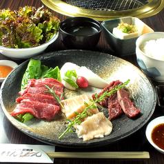 ほんまもん 広島胡町店のおすすめランチ2