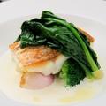 料理メニュー写真本日の燻製魚料理