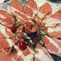 料理メニュー写真ローストビーフ