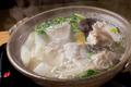 料理メニュー写真あら(くえ)鍋
