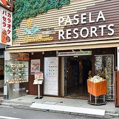 スコールカフェ 新宿歌舞伎町店の外観1