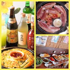 韓国食堂 コリアナの写真