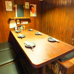 2~6名でご利用可能なテーブル席!様々なシーンでご利用いただけます♪