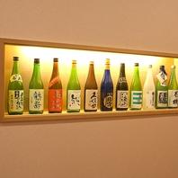 長岡小嶋屋に来たら「越後の地酒」で乾杯