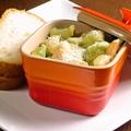料理メニュー写真海老とアボカドのクリーミーグラタン
