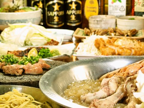 卵と鶏の専門店!昼は名物親子丼、夜は鶏料理の居酒屋に。