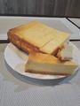 料理メニュー写真チーズケーキバー