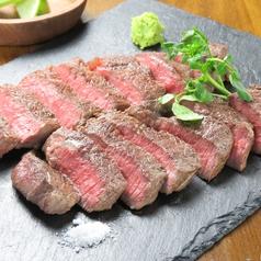 料理メニュー写真本日の特選A5ランク和牛ステーキ