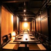 藤枝酒場 九州料理と地酒が自慢の個室居酒屋の雰囲気3