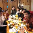 飲み放題付きコースは3000円~ご用意しております。お得にお料理やお酒をお楽しみ頂けるプランをご案内致します。お気軽にお問い合わせください。