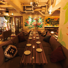 hole hole cafe&diner 銀座店の写真