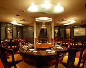 円卓テーブルの個室は最大40名様まで可能。