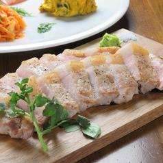 料理メニュー写真山形豚ロース