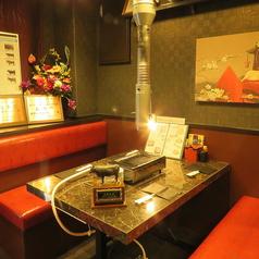神戸牛焼肉 八坐和 みやび店の雰囲気1