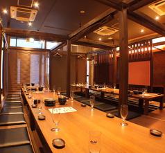 穏坐 dining オンザダイニングの雰囲気1